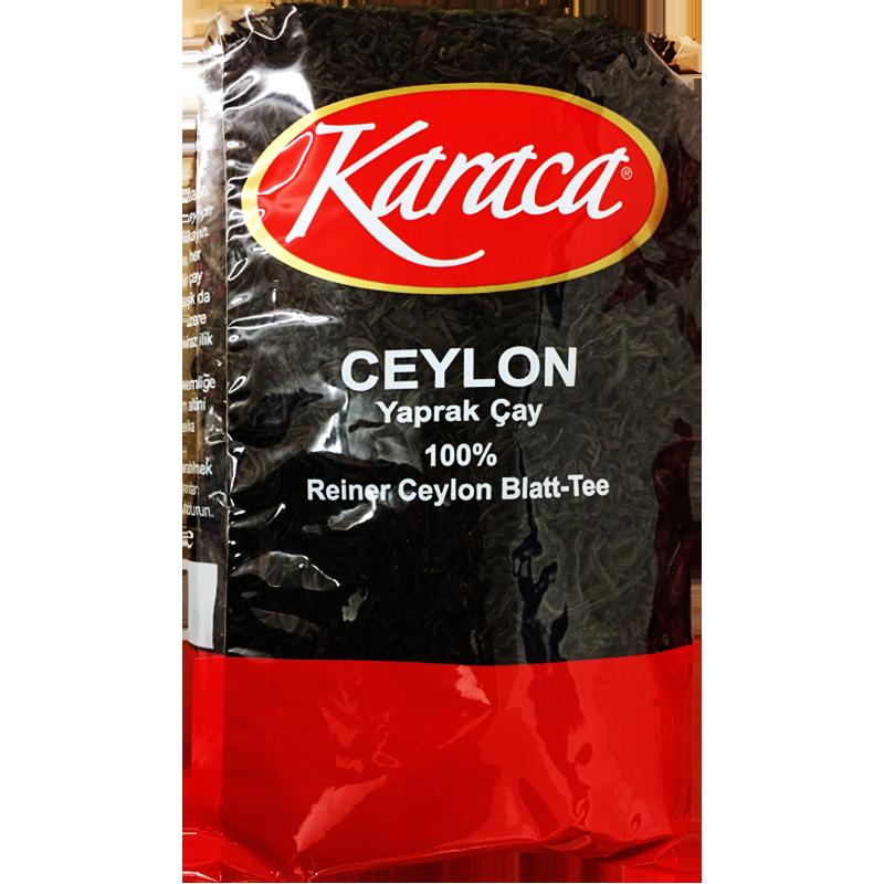 Karaca Ceylon Schwarz-Tee